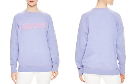 Sandro Philipine Dancing Graphic Sweatshirt - Bloomingdale's_2