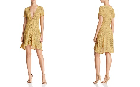 Faithfull the Brand Pilou Floral Dress - Bloomingdale's_2