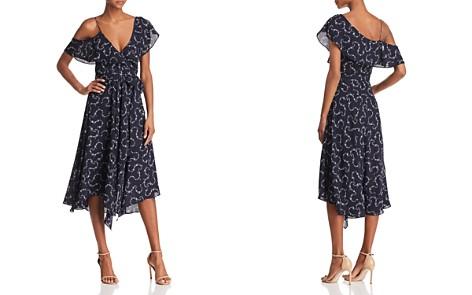 LIKELY Leilani Ruffled Botanical Print Wrap Dress - Bloomingdale's_2