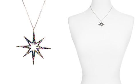 "AQUA Multi Color Star Pendant Necklace, 16"" - 100% Exclusive - Bloomingdale's_2"