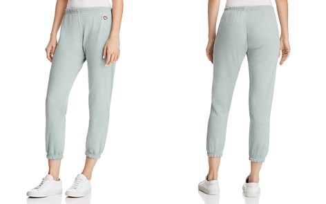 Spiritual Gangster Only Love Cropped Sweatpants - Bloomingdale's_2