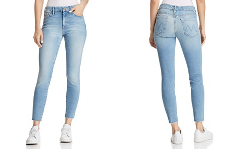 MOTHER The Looker Ankle Skinny Jeans in Ready to Roll - Bloomingdale's_2