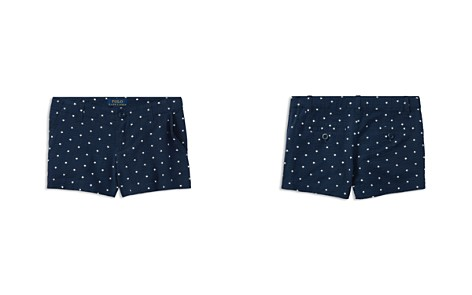 Polo Ralph Lauren Girls' Seersucker Star-Print Shorts - Big Kid - Bloomingdale's_2