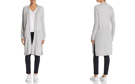 C by Bloomingdale's Cashmere Duster Cardigan - 100% Exclusive _2