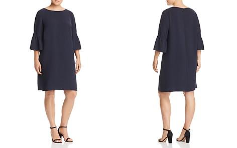 Lafayette 148 New York Plus Lorelie Bell Sleeve Dress - Bloomingdale's_2