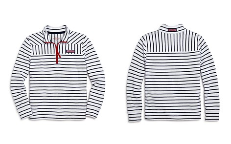 Vineyard Vines Girls' Contrast Striped Shep Shirt - Little Kid, Big Kid - Bloomingdale's_2