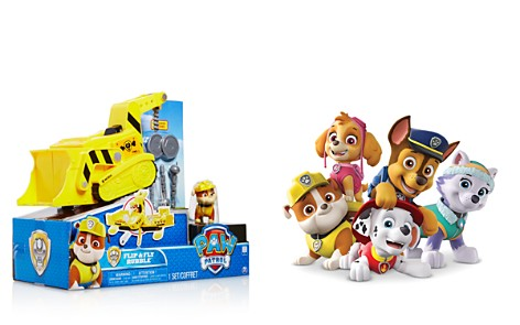 Spinmaster x Nickelodeon PAW Patrol© Flip & Fly Rubble 2-in-1 Vehicle - Ages 3+ - Bloomingdale's_2