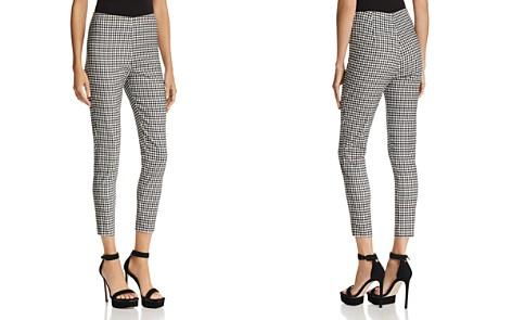 Lucy Paris Madeline Gingham Skinny Pants - Bloomingdale's_2