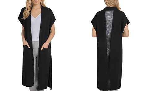 Lyssé Fulton Drop-Stitch Open-Front Duster Cardigan - Bloomingdale's_2