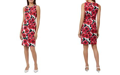 HOBBS LONDON Moira Floral Print Sheath Dress - Bloomingdale's_2
