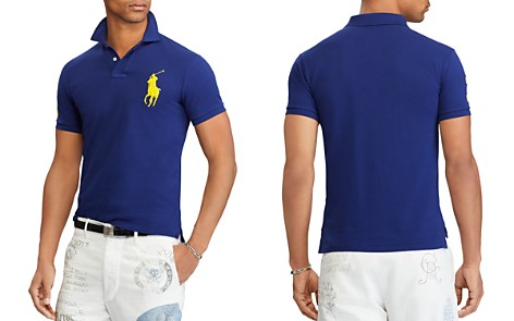 Polo Ralph Lauren Polo Custom Slim Fit Polo Shirt - Bloomingdale's_2