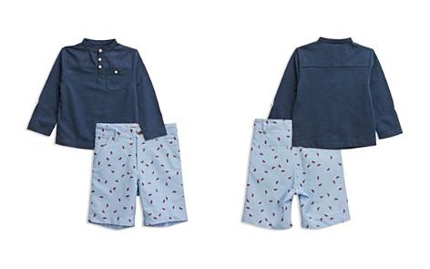 Sovereign Code Boys' Henley Tee & Watermelon-Print Shorts Set - Baby - Bloomingdale's_2