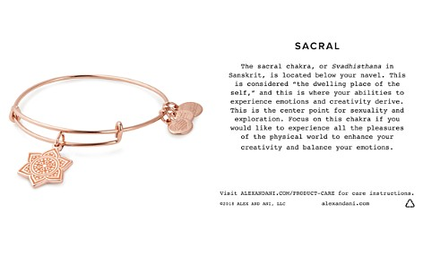 Alex and Ani Sacral Chakra Expandable Charm Bracelet - Bloomingdale's_2