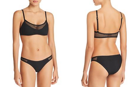 L*Space Naomi Mesh Bikini Top & Cosmo Mesh Bikini Bottom - Bloomingdale's_2