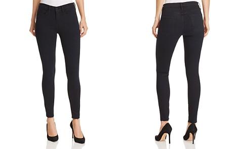 FRAME Le Skinny De Jeanne Raw-Edge Jeans in Byxbee - 100% Exclusive - Bloomingdale's_2