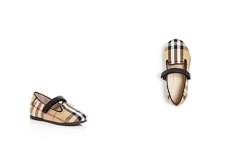 Burberry Girls' Ally Ballerina Mary Jane Flats - Walker, Toddler - Bloomingdale's_2