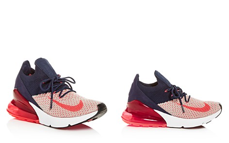 Nike Women's Air Max 270 Flyknit Lace Up Sneakers - Bloomingdale's_2