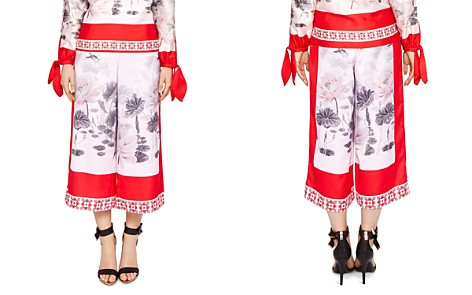 Ted Baker Alanya Lake of Dreams Culottes - Bloomingdale's_2