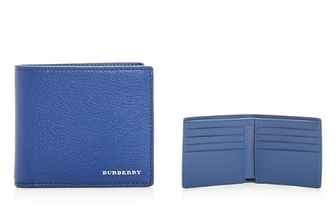 Burberry Leather Bi-Fold Wallet - Bloomingdale's_2