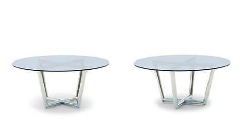 Mitchell Gold Bob Williams Modern Round Cocktail Table - 100% Exclusive - Bloomingdale's_2