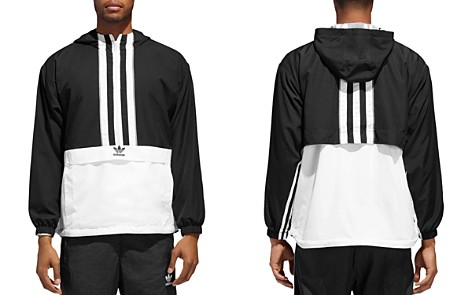 adidas Originals Hooded Windbreaker Jacket - Bloomingdale's_2