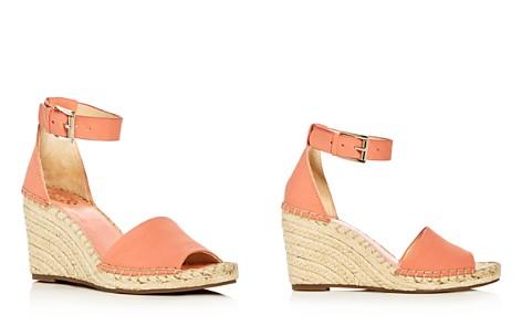 VINCE CAMUTO Women's Leera Suede Espadrille Wedge Sandals - Bloomingdale's_2