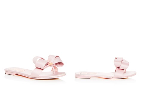 Ted Baker Women's Beauita Satin Bow Thong Sandals - Bloomingdale's_2