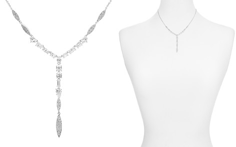 "Nadri Faceted Stone Lariat Necklace, 15"" - Bloomingdale's_2"