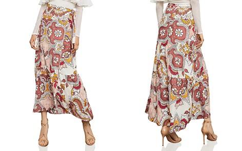 BCBGMAXAZRIA Paisley Print Maxi Wrap Skirt - Bloomingdale's_2