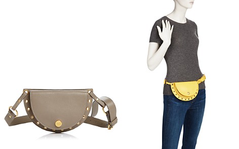 See by Chloé Kriss Convertible Suede and Leather Belt Bag - Bloomingdale's_2