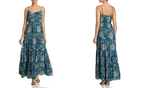 MICHAEL Michael Kors Paisley-Print Tiered Maxi Dress - Bloomingdale's_2