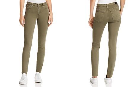 AG Prima Skinny Jeans in Sulfur Dried Agave - Bloomingdale's_2