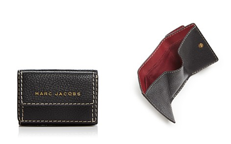 MARC JACOBS Mini Leather Trifold Wallet - Bloomingdale's_2