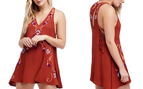 Free People Adelaide Festival Mini Dress - Bloomingdale's_2
