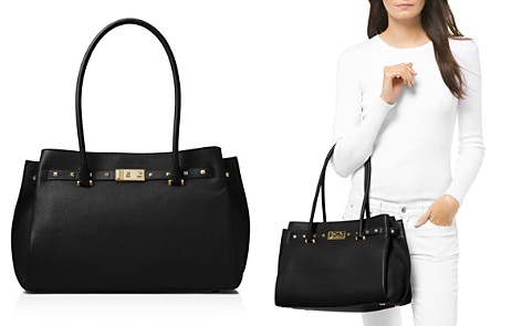 MICHAEL Michael Kors Addison Large Leather Tote - Bloomingdale's_2
