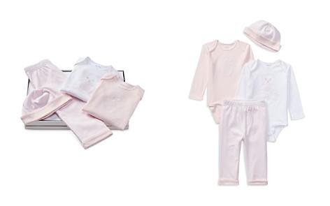 Ralph Lauren Girls' Polo Bear 4-Piece Gift Set - Baby - Bloomingdale's_2