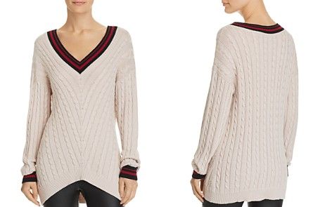 Joie Golibe Cable Sweater - Bloomingdale's_2