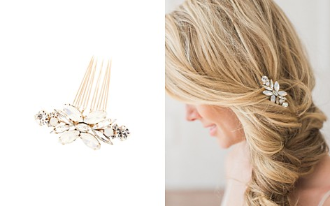 Brides and Hairpins Luciana Crystal Comb - Bloomingdale's_2