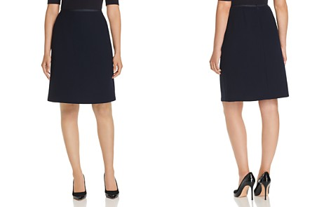 Lafayette 148 New York Tula A-Line Mini Skirt - Bloomingdale's_2