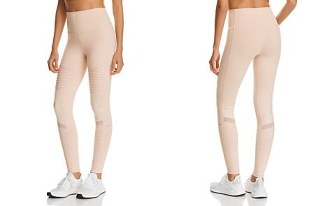 Alo Yoga High Rise Moto Leggings - Bloomingdale's_2