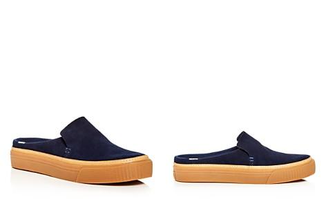 TOMS Women's Sunrise Suede Sneaker Mules - Bloomingdale's_2