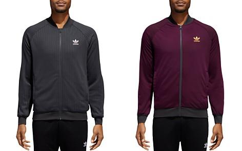 adidas Originals Warped Stripes Reversible Track Jacket - Bloomingdale's_2