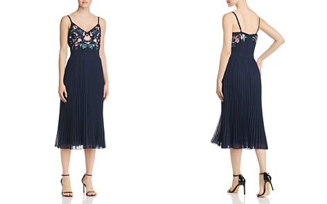 nanette Nanette Lepore Embroidered Bodice Dress - Bloomingdale's_2