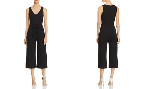 Three Dots Wide-Leg Cropped Jumpsuit - Bloomingdale's_2