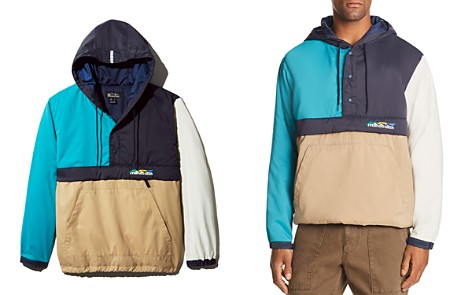 Manastash Flex Color-Block Hooded Pullover Anorak - Bloomingdale's_2