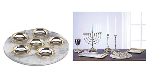 Reed & Barton Roseland Seder Plate - Bloomingdale's_2