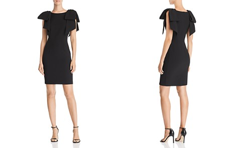 Laundry by Shelli Segal Bow Detail Dress - Bloomingdale's_2
