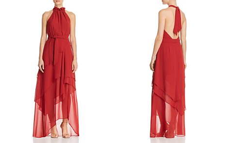 C/MEO Collective Allude Draped Gown - 100% Exclusive - Bloomingdale's_2