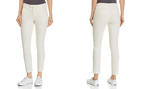ATM Anthony Thomas Melillo Corduroy Cropped Pants - Bloomingdale's_2