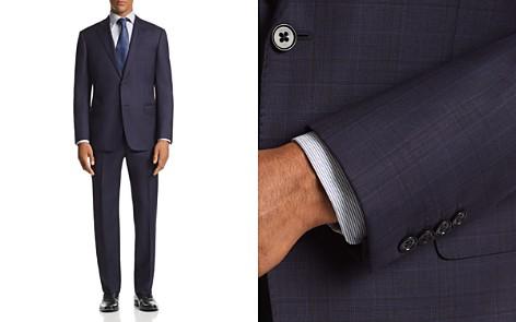 Emporio Armani G-Line Plaid Classic Fit Suit - Bloomingdale's_2